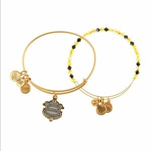 Harry Potter Alex and Ani bracelets